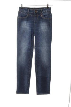 Raffaello Rossi Stretch Jeans blau Casual-Look