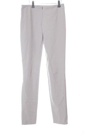 Raffaello Rossi Pantalon strech gris clair style décontracté