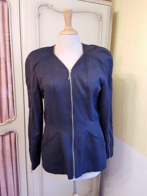 Raffinierte handgemachte Vintage Jacke | 80er Jahre