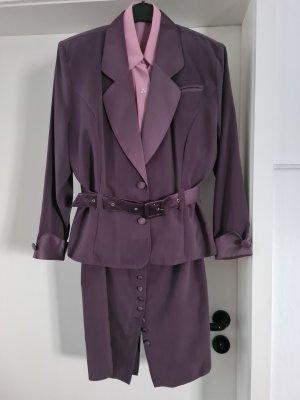 ONA Tailleur rosa-viola-grigio