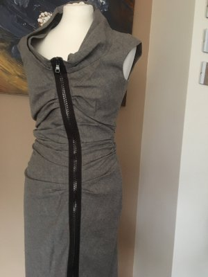 Blacky Dress Abito stile impero beige