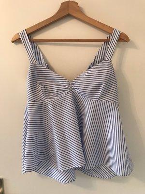Raffiniertes Sommertop Zara