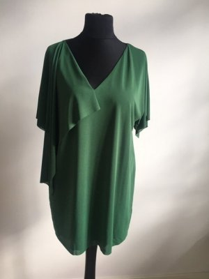 COS Blouse topje groen Polyester