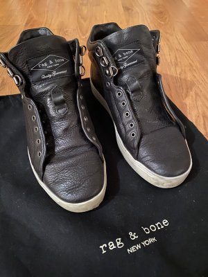 Rag & bone Lace-Up Sneaker black