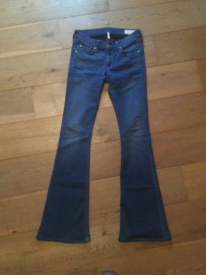 Rag and Bone, Flared Leg, Jeans, Ausgestellte Jeans