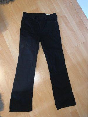 Rag & bone Pantalone a vita alta nero