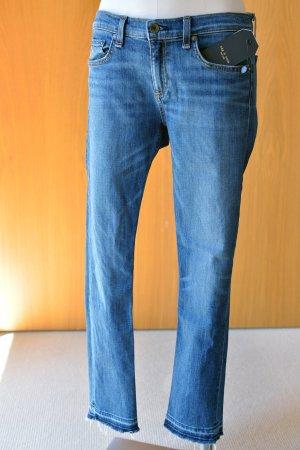 Rag & bone Skinny Jeans multicolored cotton
