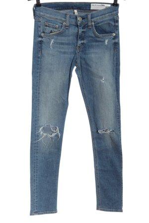 Rag & bone Skinny Jeans blue elegant