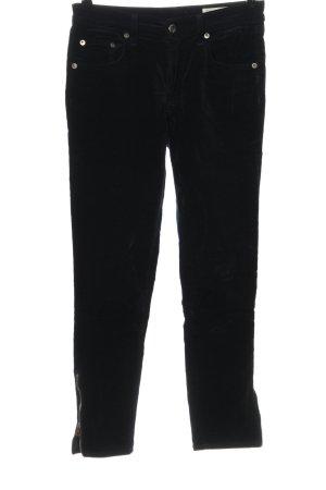 Rag & bone Jersey Pants black casual look