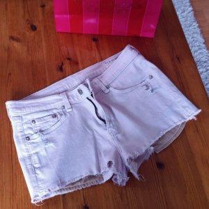 Rag & Bone Hot Pants Rosa Destroyed cut off Festival Pink Shorts REVOLVE