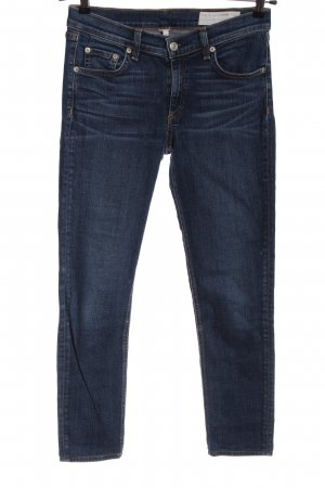 Rag & bone Low Rise Jeans blue casual look