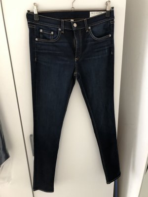 Rag & bone Jeans skinny blu scuro