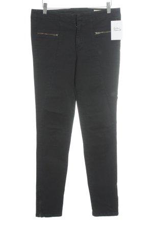 Rag & bone Peg Top Trousers black casual look