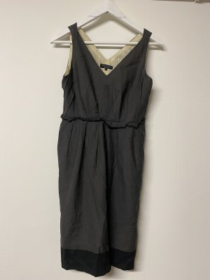 Rag & bone Sukienka typu babydoll antracyt
