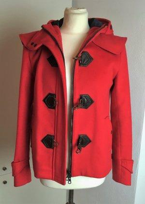 Rag & bone Chaqueta de lana rojo ladrillo-color bronce Lana