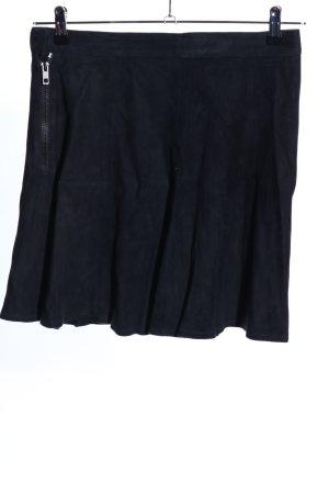 Rag & bone Leather Skirt black casual look