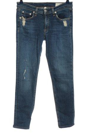 Rag & bone Tube Jeans blue casual look