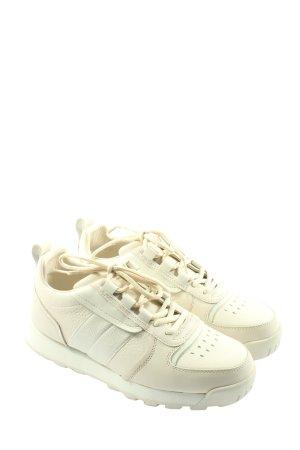 Rag & bone Skater Shoes natural white casual look