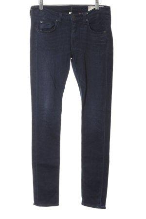 Rag & bone Skinny Jeans dunkelblau Casual-Look