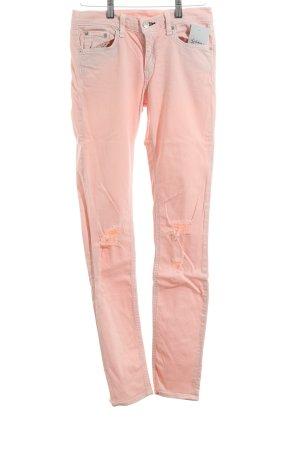 Rag & bone Skinny Jeans rosé