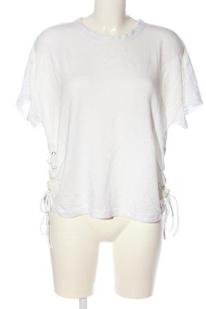 Rag & bone T-shirt bianco stile casual
