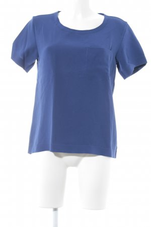 Rag & bone T-Shirt blau Casual-Look