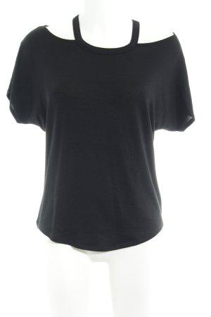Rag & bone T-Shirt schwarz klassischer Stil