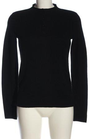 Rag & bone V-Neck Sweater black casual look