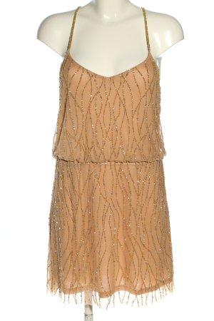 Raga Mini Dress light orange elegant