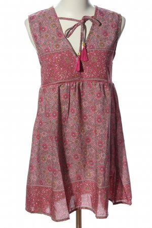 Raga Mini Dress multicolored polyester