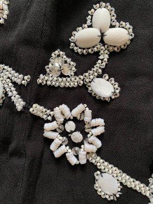 Raga shirtbluse Mit Pailletten in Perlen