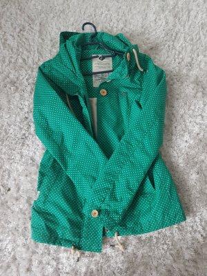 Ragwear Regenjas groen
