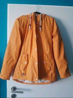 Ragwear Raincoat light orange