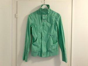 Ragwear Jacke Goldrush S / 36 hellgrün mint Top Leicht Sommerjacke Blouson