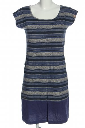 Ragwear Shortsleeve Dress allover print casual look