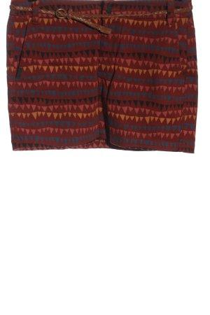 Ragwear Minigonna stampa integrale stile casual