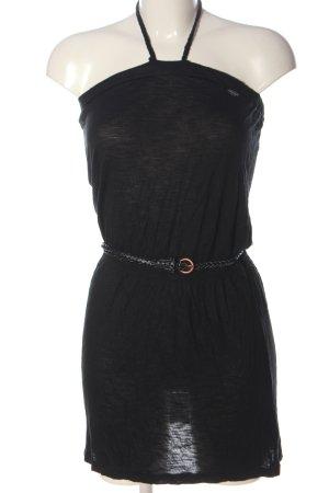 Ragwear Halter Dress black casual look
