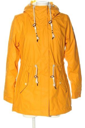 Ragwear Impermeabile giallo pallido stile casual