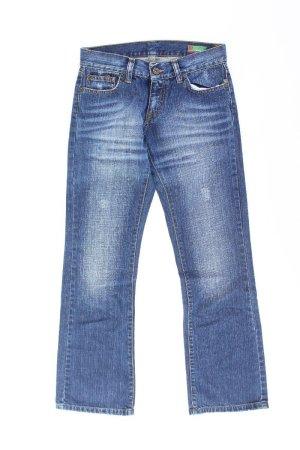 Ragwear Jeans a gamba dritta blu-blu neon-blu scuro-azzurro Cotone