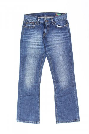 Ragwear Straight Leg Jeans blue-neon blue-dark blue-azure cotton