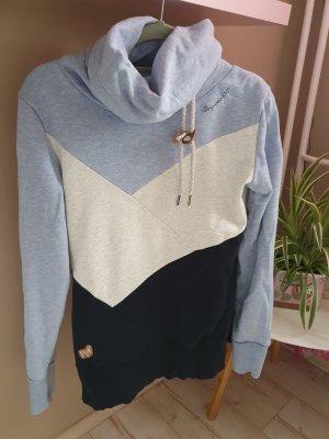 Ragwear Hooded Sweater multicolored cotton