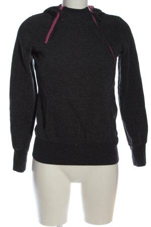 Ragwear Sweatshirt schwarz Casual-Look