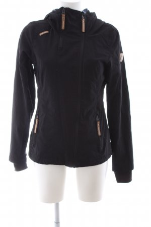 Ragwear Windstopper schwarz Casual-Look