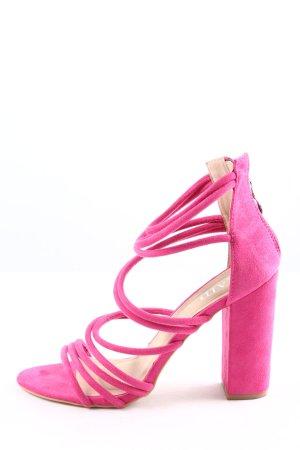 RAID High Heel Sandaletten pink Elegant