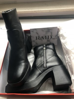RAID  - Leonore - Robuste Ankle Boots Asos
