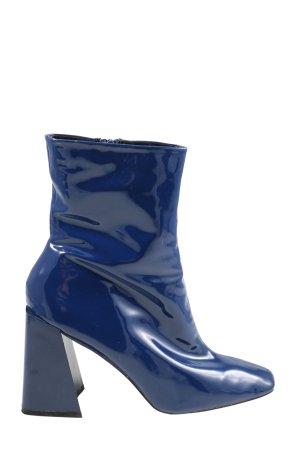 RAID Reißverschluss-Stiefeletten blau Casual-Look