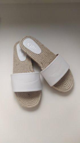 RAID Sandały plażowe biały