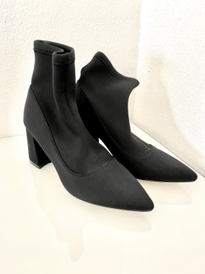 Zalando Low boot noir