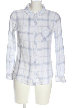 Rails Lumberjack Shirt white-light grey check pattern casual look