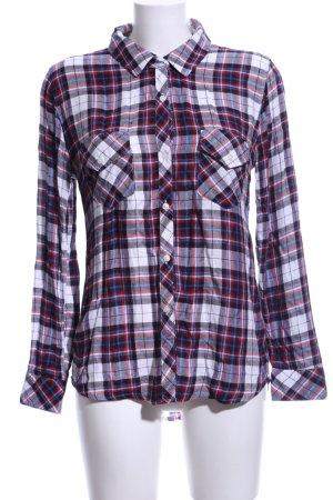 Rails Houthakkershemd geruite print casual uitstraling